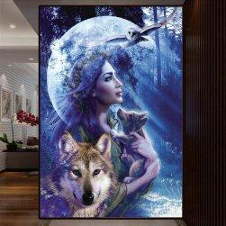DIY алмазная мозаика Felicia